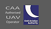 Atomair are CAA authorised